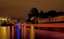 Berliner Dom - Nachtaufnahme