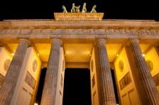 Brandenburger Tor Blaue Stunde