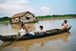 Lake Ton Le Sap Cambodia