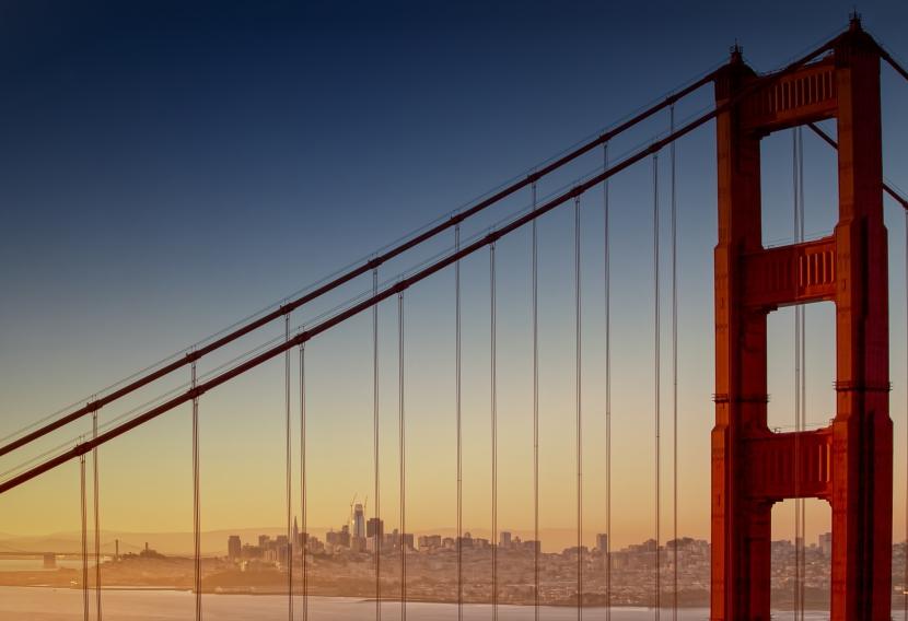 SFO Golden Gate Bridge – Uupps, I did it again…