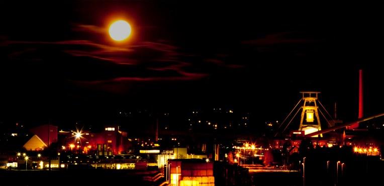 Philippsthal Kaliwerk Mond