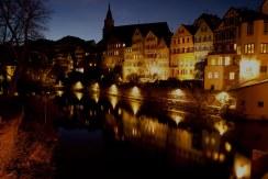Tübingen Blaue Stunde