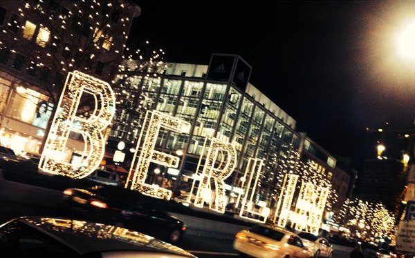 Berlin, Berlin – Fotoausstellungen