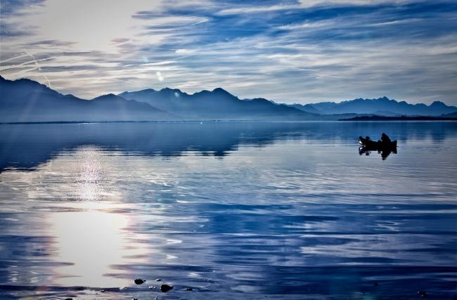 fisherman_Chiemsee