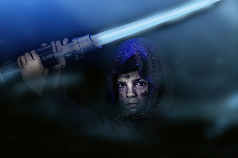 Star Wars – Photoshop Portrait