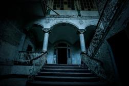 Beelitz Heilstätten - Eingangshalle - Lost Place