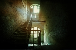 Treppenhaus - Beelitz Heilstätten - Treppenhaus - Lost Place