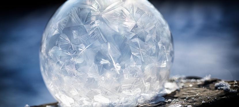 5 Tipps – gefrorene Seifenblasenfotografieren