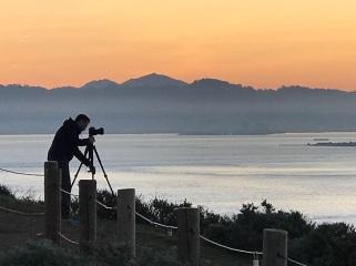 Sonneaufgang San Francisco