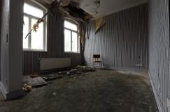 Hotelzimmer - Lost Place Hotel Eisenach