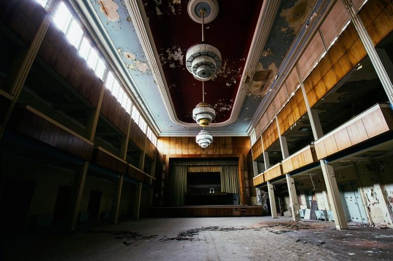 Hotel Fürstenhof Eisenach - Lost Place