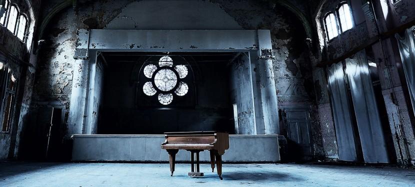 Lost Places – die Zeit stehtstill