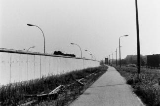Ehemalige Grenzanlagen 1990 - heute Eastside Gallery