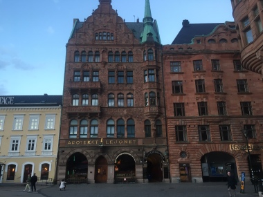 Alte Apotheke Malmö