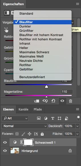 Pre-Check_Photoshop_Schwarz-weiss