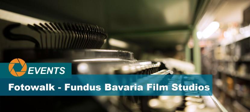 Fotowalk – im Fundus der Bavaria FilmStudios