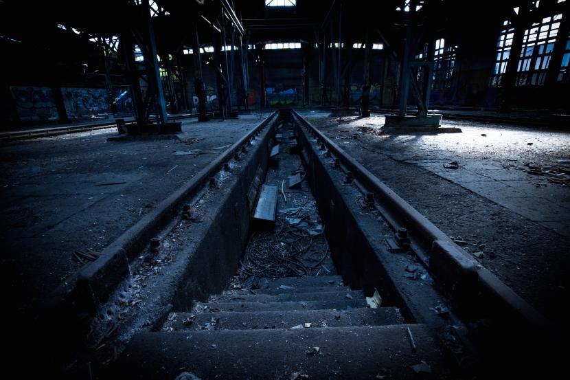 Das alte Heizhaus für Dampflokomotiven Leipzig – LostPlace