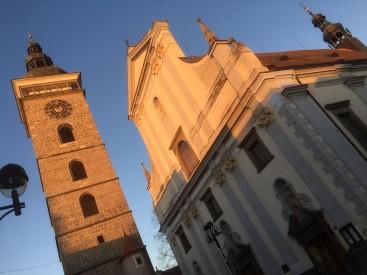 Schwarzer Turm České Budějovice - Budweis