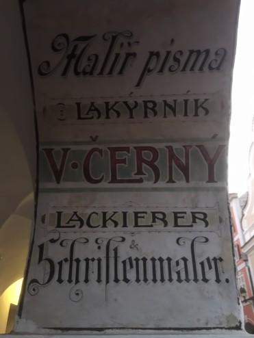 České Budějovice - k&k Zeugen gemeinsamer Kulturgeschichte