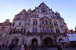 Eingang Residenzschloß Dresden