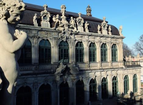 Dresden Zwinger - Porzellansammlung