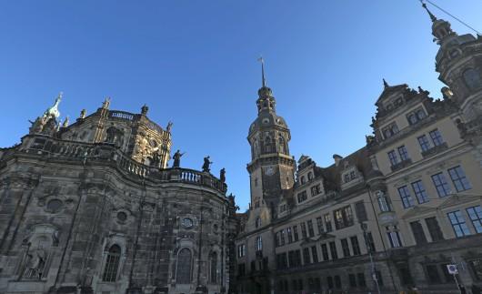 Dresden Residenzschloß