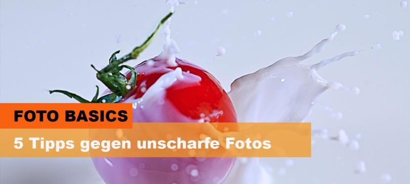 5 Tipps gegen verwackelte Bilder – so gelingen scharfeFotos