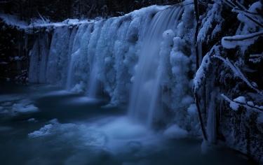 Wasserfall Jenbachtal Bad Feilnbach