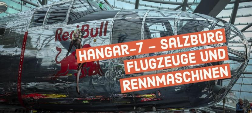 Hangar-7 – Flugzeuge undRennmaschinen