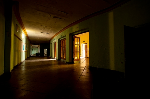 Theaterfoyer Haus der Offiziere Wünsdorf
