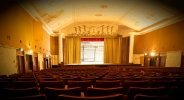 Theatersaal Haus der Offiziere Wünsdorf