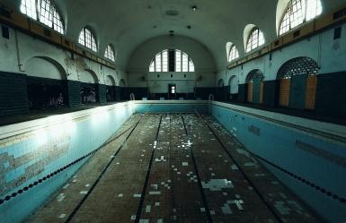 Schwimmbad Haus der Offiziere Wünsdorf