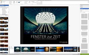 Editor Fotobuch -Saal Digital Professional Line