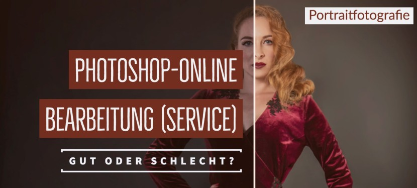 Photoshop-Online Bearbeitung (Service) – gut oderschlecht?