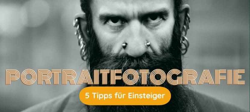 5 Tipps für Einsteiger – Portraitfotografie