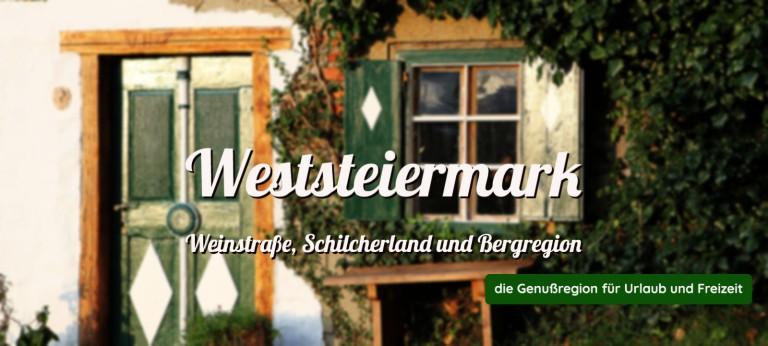 Weststeiermark - Weinstrasse Schilcherland