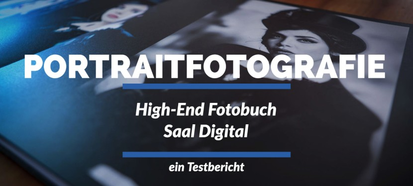 Portraitfotografie – High-End Fotobuch – Saal Digital