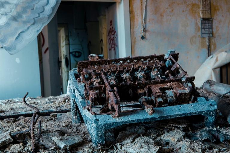 Alte Teppichfabrik - Lost Place