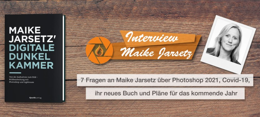 7.Fragen an Photoshop & Lightroom-Expertin Maike Jarsetz