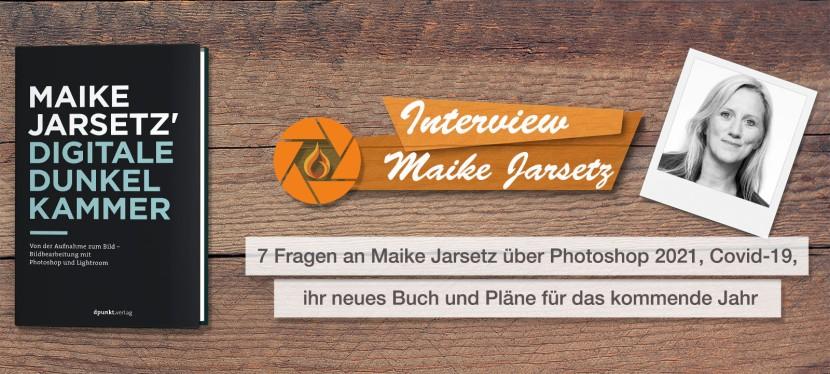 7.Fragen an Photoshop & Lightroom-Expertin MaikeJarsetz