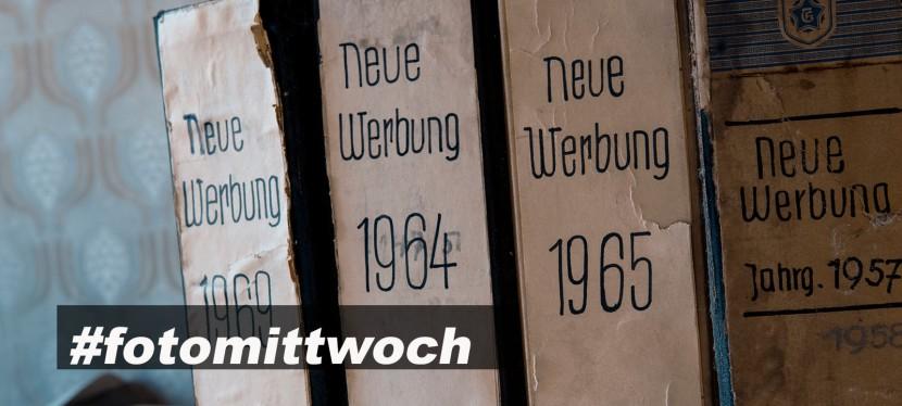 #fotomittwoch *061 – die alteWerbeabteilung
