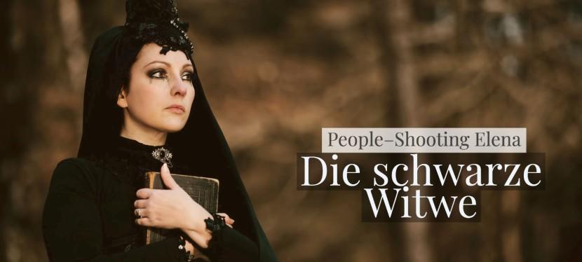 Shooting Elena – Die schwarzeWitwe