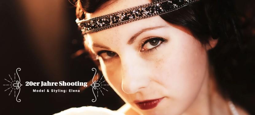 Shooting: Die Goldenen 20er Jahre – Lebenslust undGlamour
