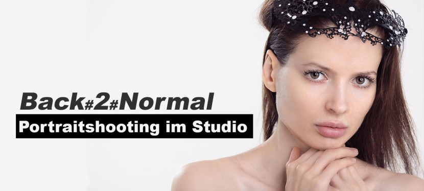 Back 2 Normal:Studioshooting