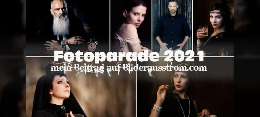 Fotoparade 2021 – heute ist der Starttag – meinBeitrag